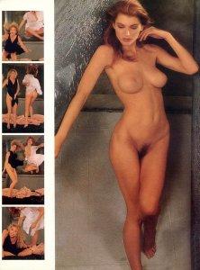 Tracy tweed nude