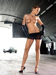 Nadine menz nackt bilder