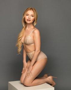 Valeria Sokolova  nackt