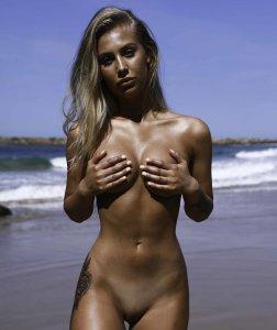 Bikini Erin James Nudes Photos