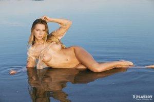 Van nude tiffany roest Nude Tiffany