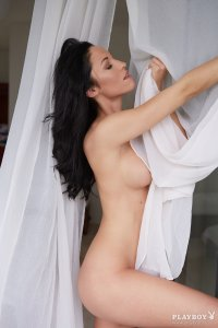 Nackt kaiser playmate laura Playboy Playmate
