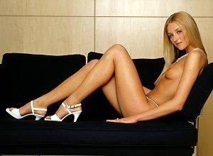 Lipinska  nackt Blanka Paparazzi lichteten