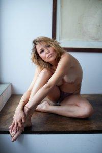 Nackt der franziska von heide Franziska van