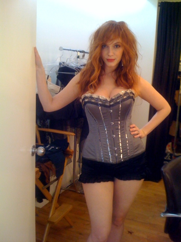 Christina Hendricks Naked 001