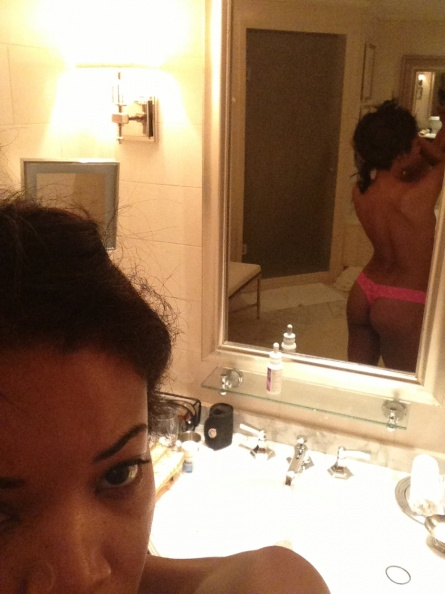 Gabrielle Union Naked 14
