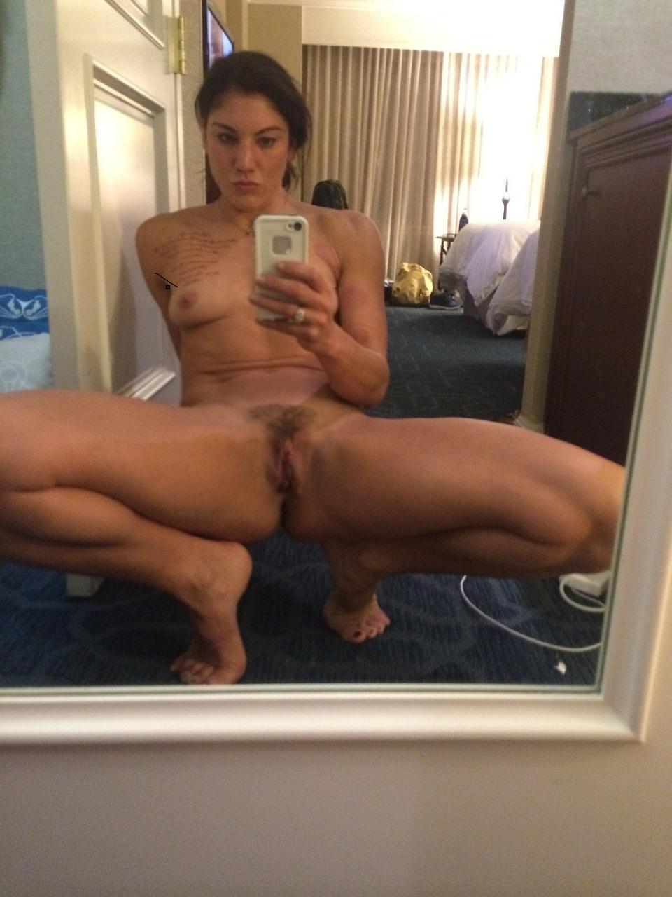 girl solo nude Naked