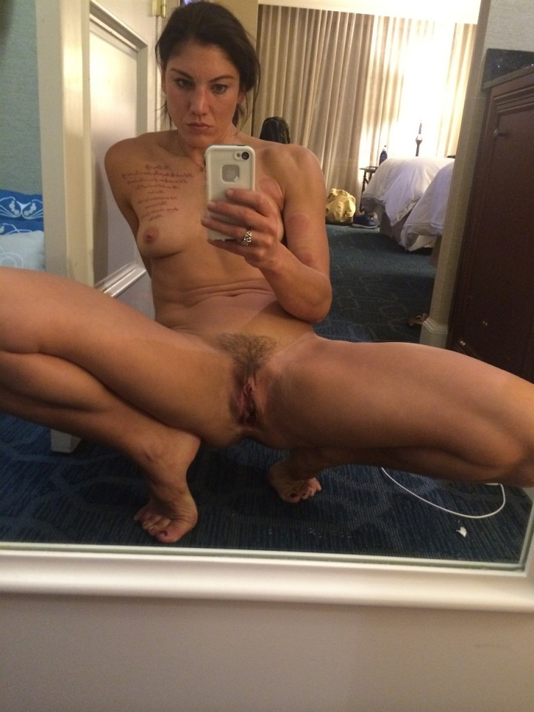 Nude pictures of hope solo