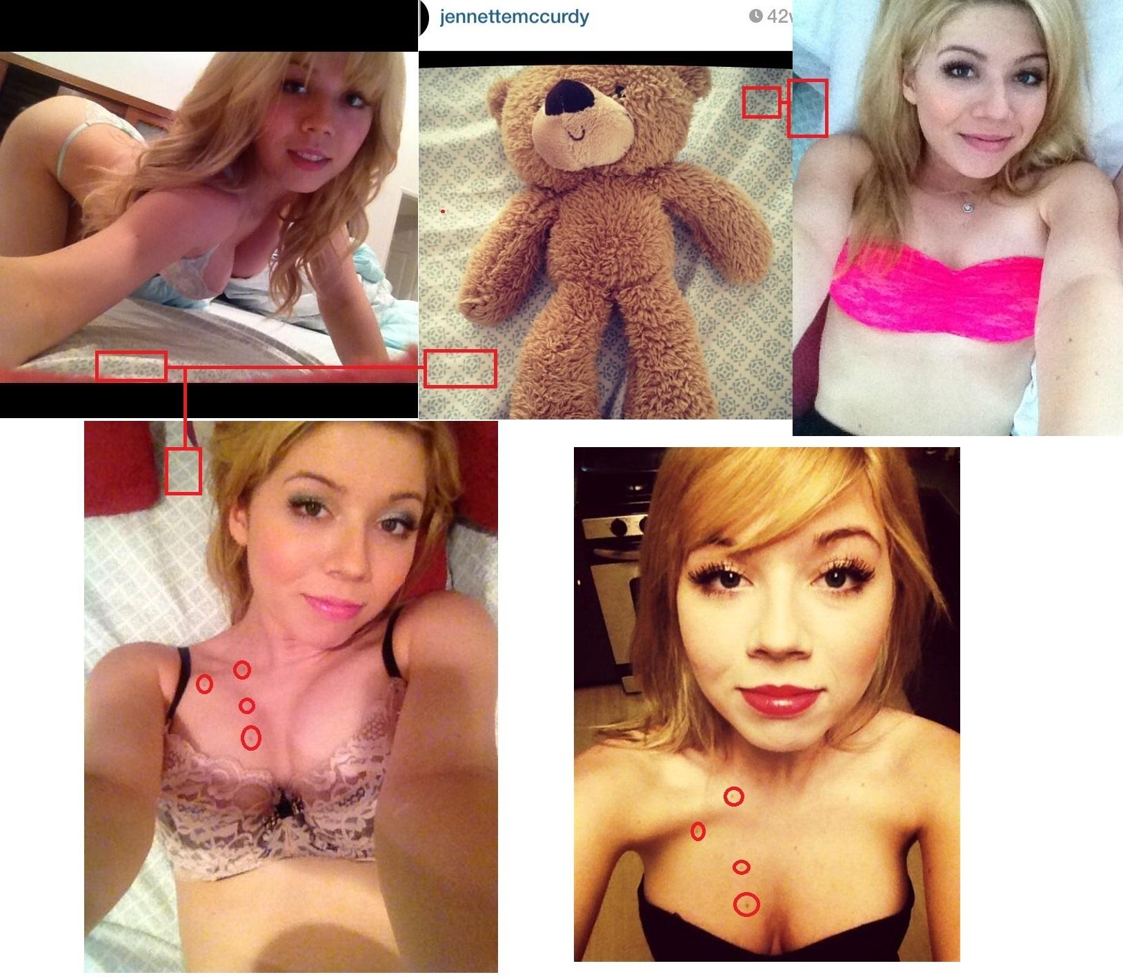 Naked jenette mccurdy Jennette Mccurdy