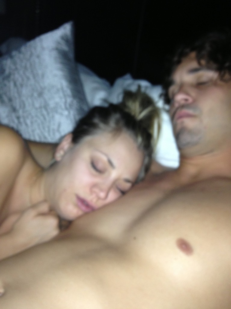 Kaley Cuoco Naked Leaked 11