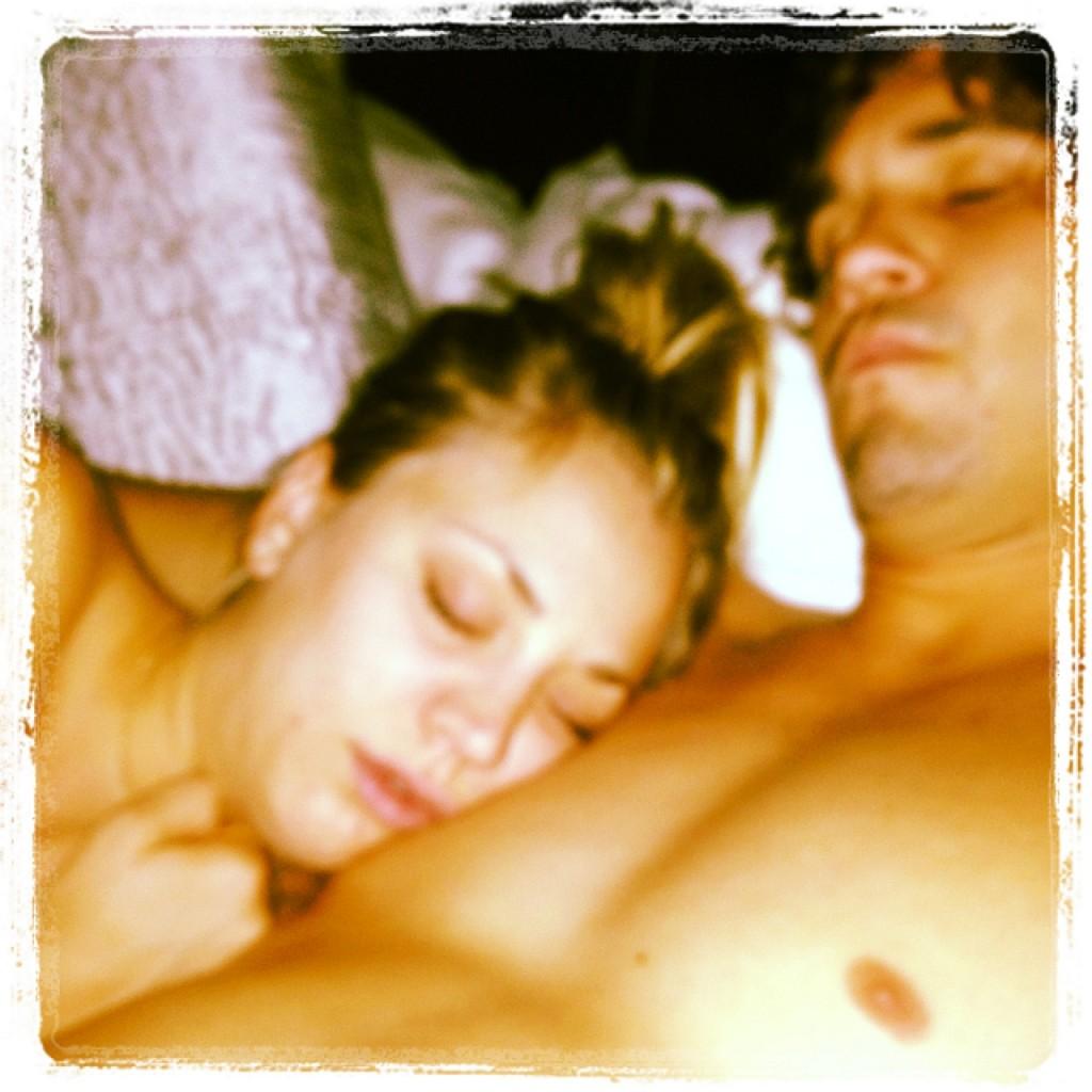 Kaley Cuoco Naked Leaked 12
