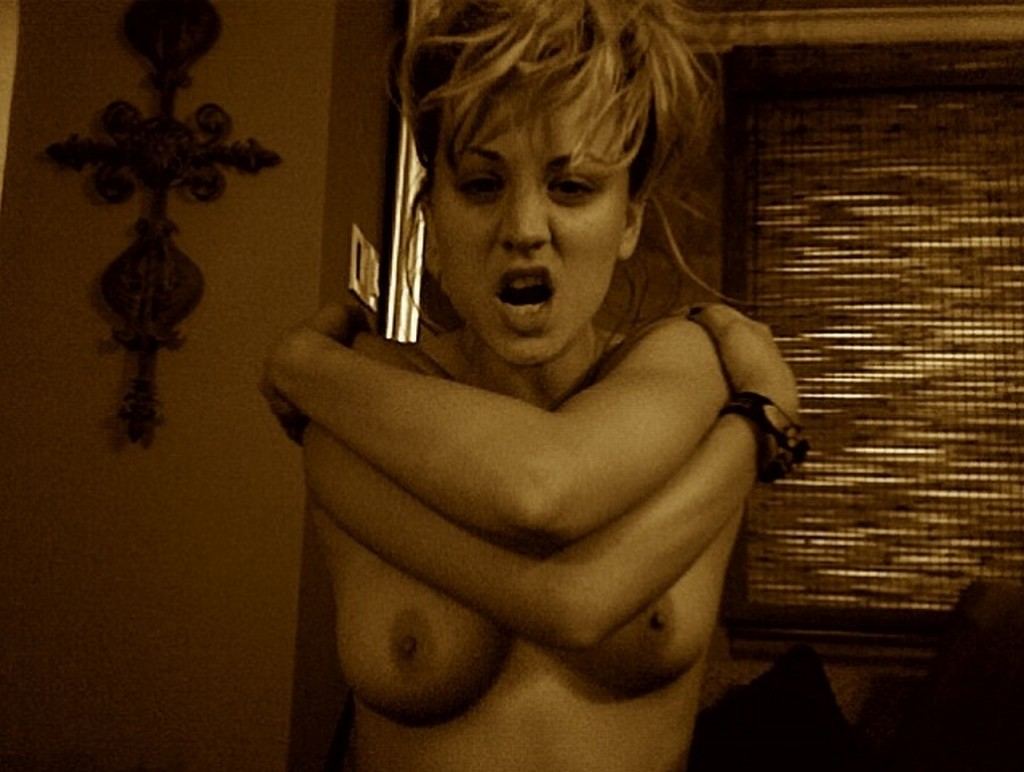 Kaley Cuoco Naked Leaked 25
