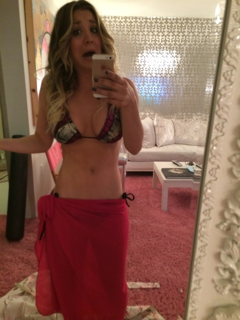 Kaley Cuoco Naked Leaked 33