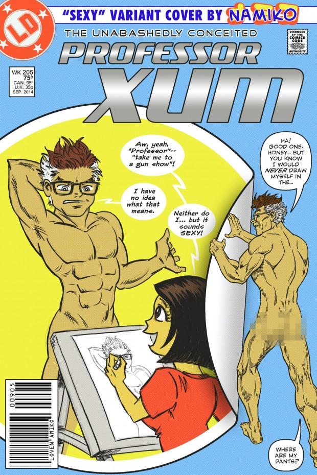 Sexy Superheroes (12 Leaked Photos)