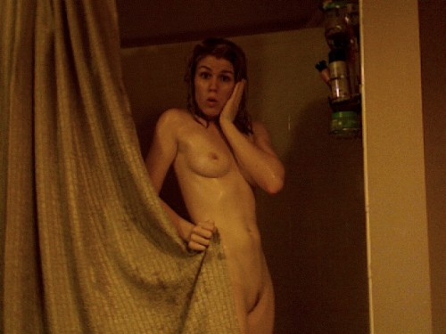 Emily Bett Rickards Naked 01
