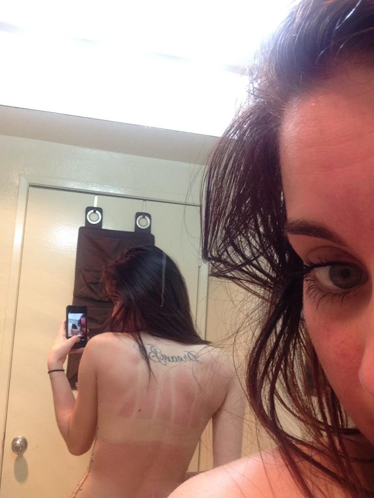 Angie Miller Naked (2 Photos)