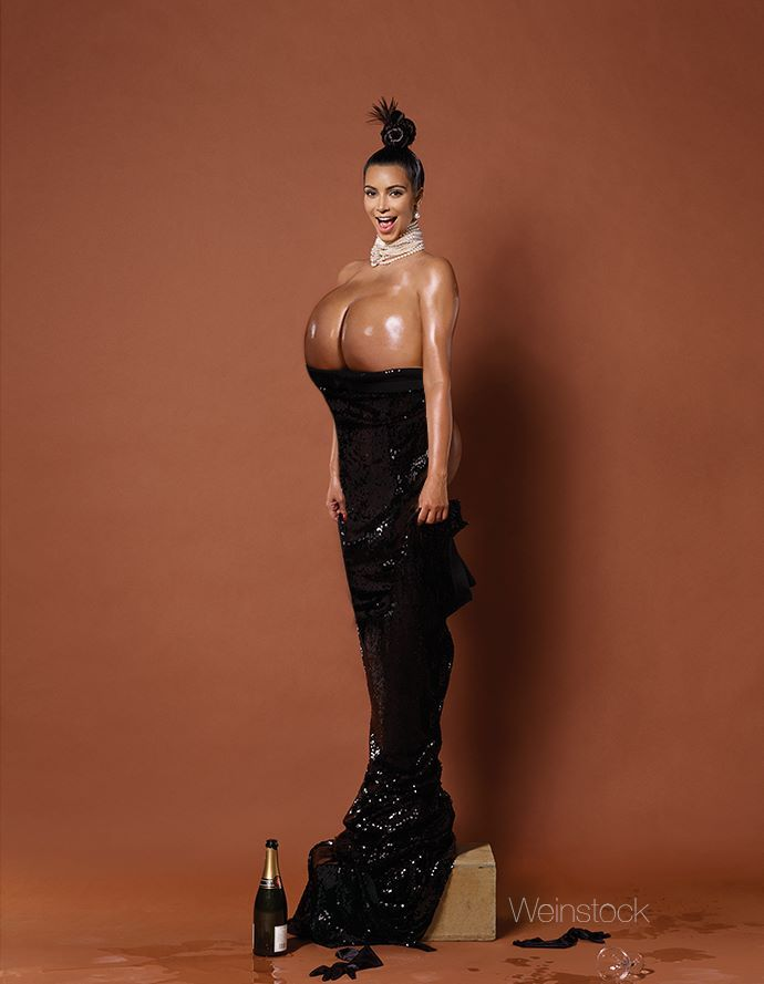 Kim Kardashian Butt Memes 03