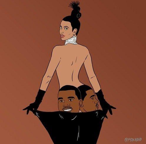Kim Kardashian Butt Memes 13
