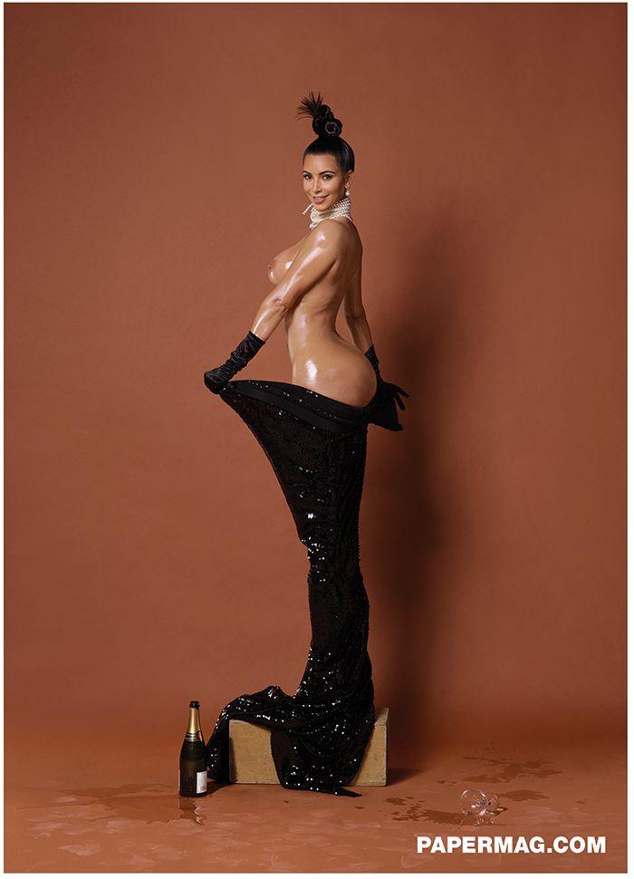Kim Kardashian Naked 03