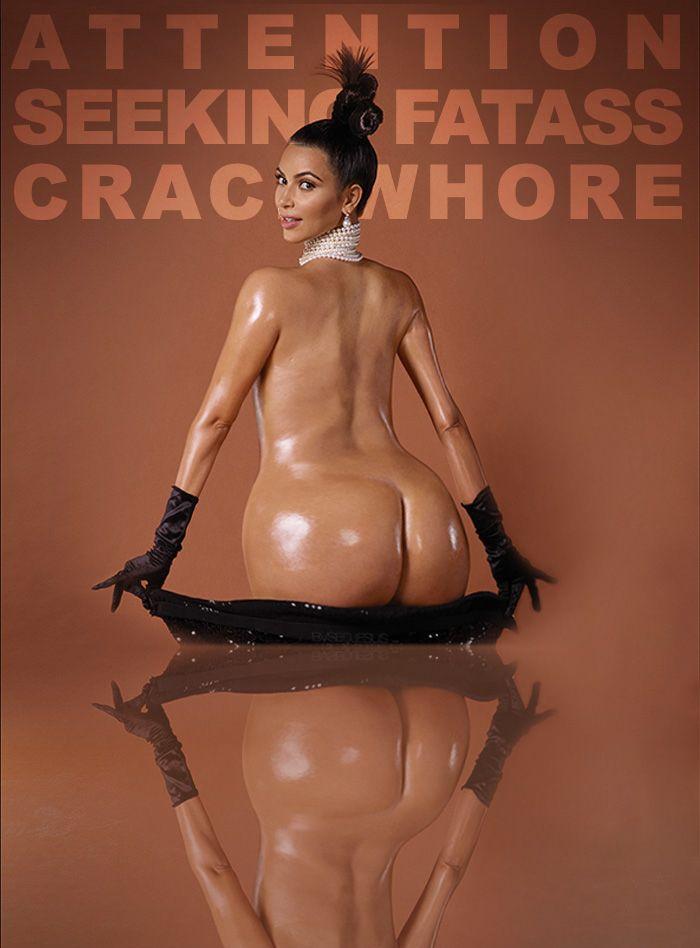 Nude kim kardashian self pics