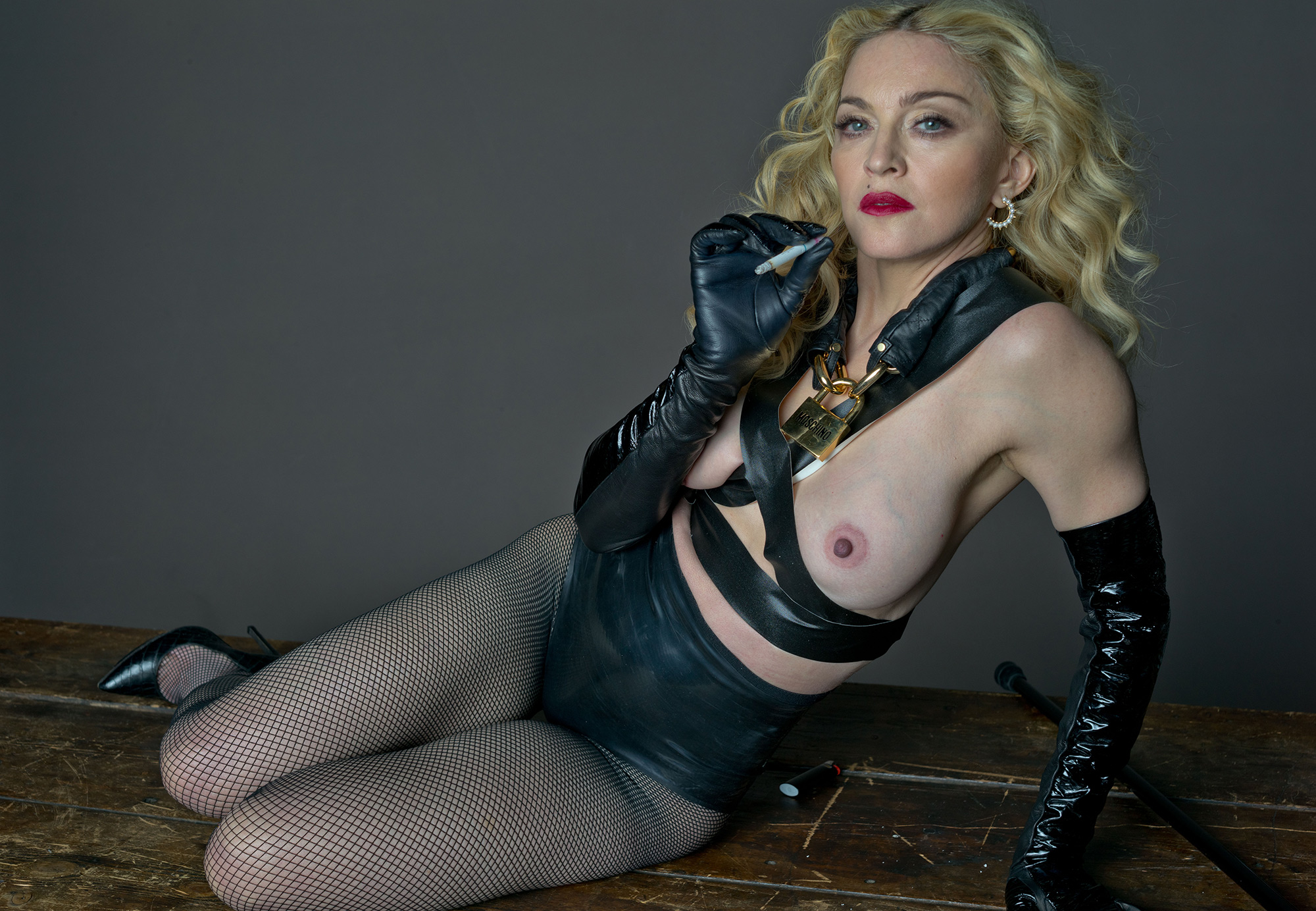 Can suggest Madonna nude naked tits consider