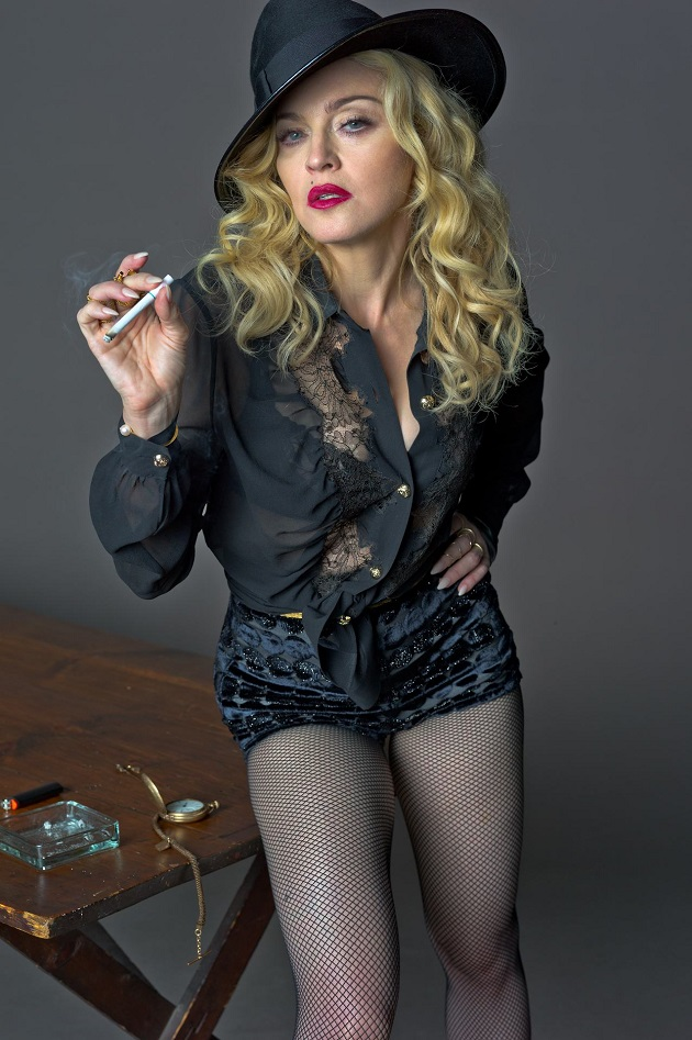 Madonna Naked Topless 03