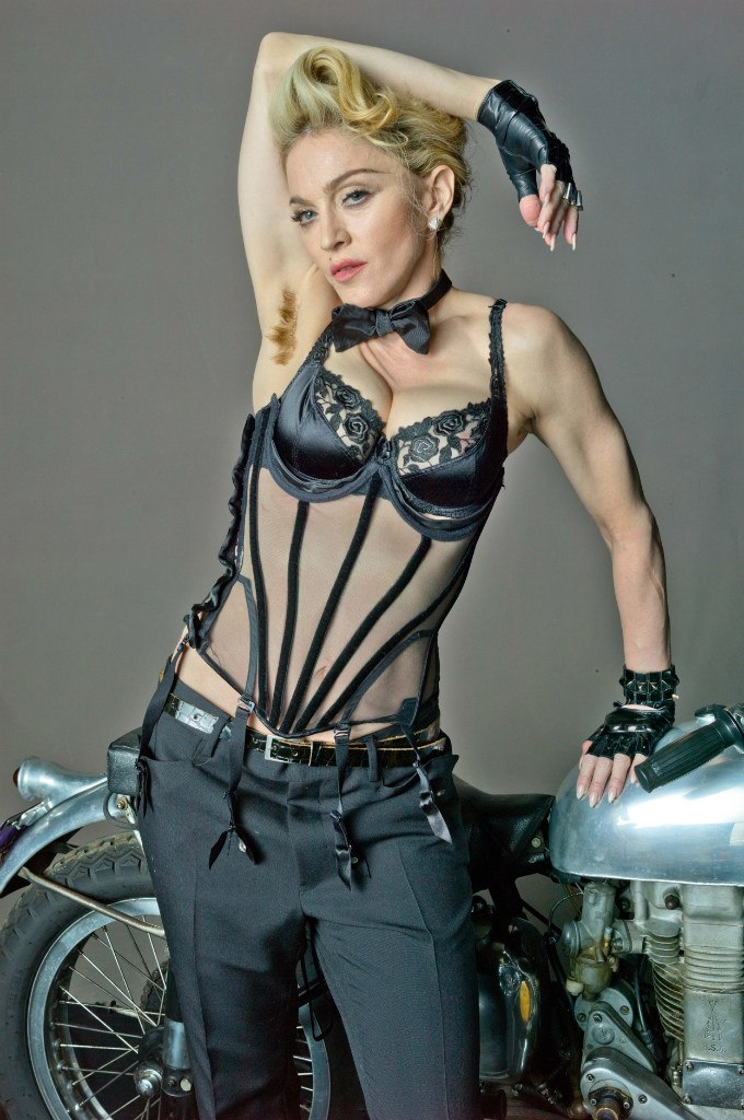 Madonna Naked Topless 08