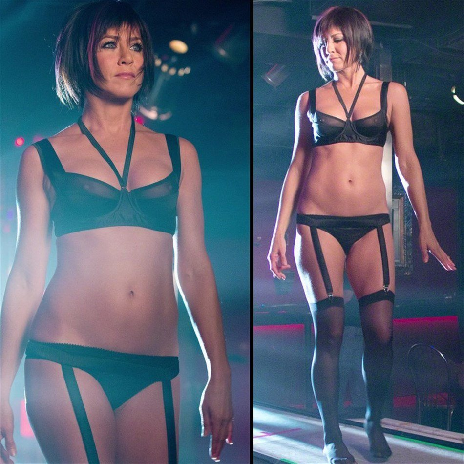 Jennifer Aniston Naked (X-Ray See Through Clothes)