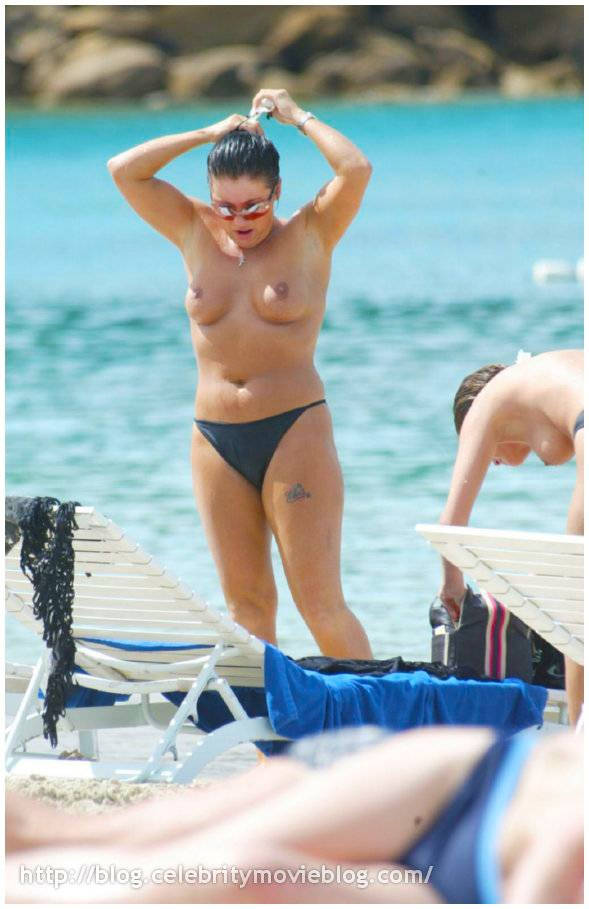Jessie Wallace Naked (9 Photos)