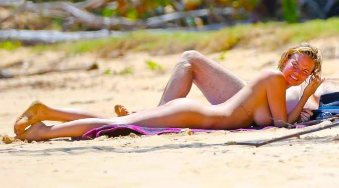 Lara bingle nude photos in shower