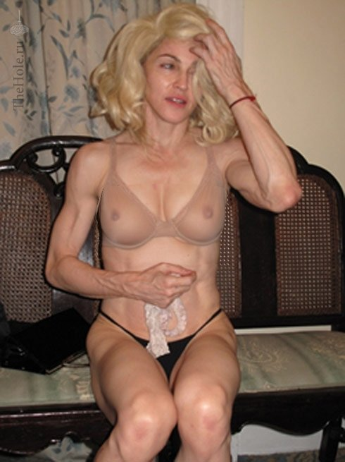 Share your Madonna nude naked porn there other