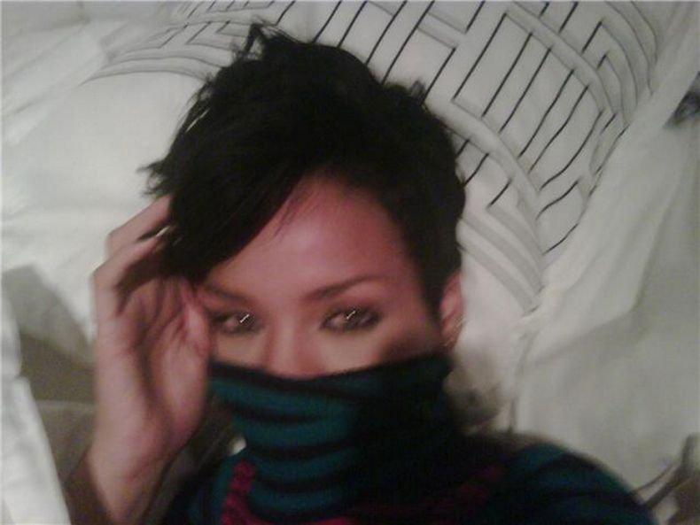 Rihanna Naked (9 New Photos)