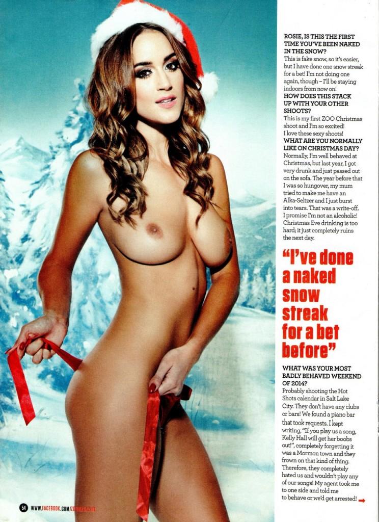 Rosie Jones Naked Topless