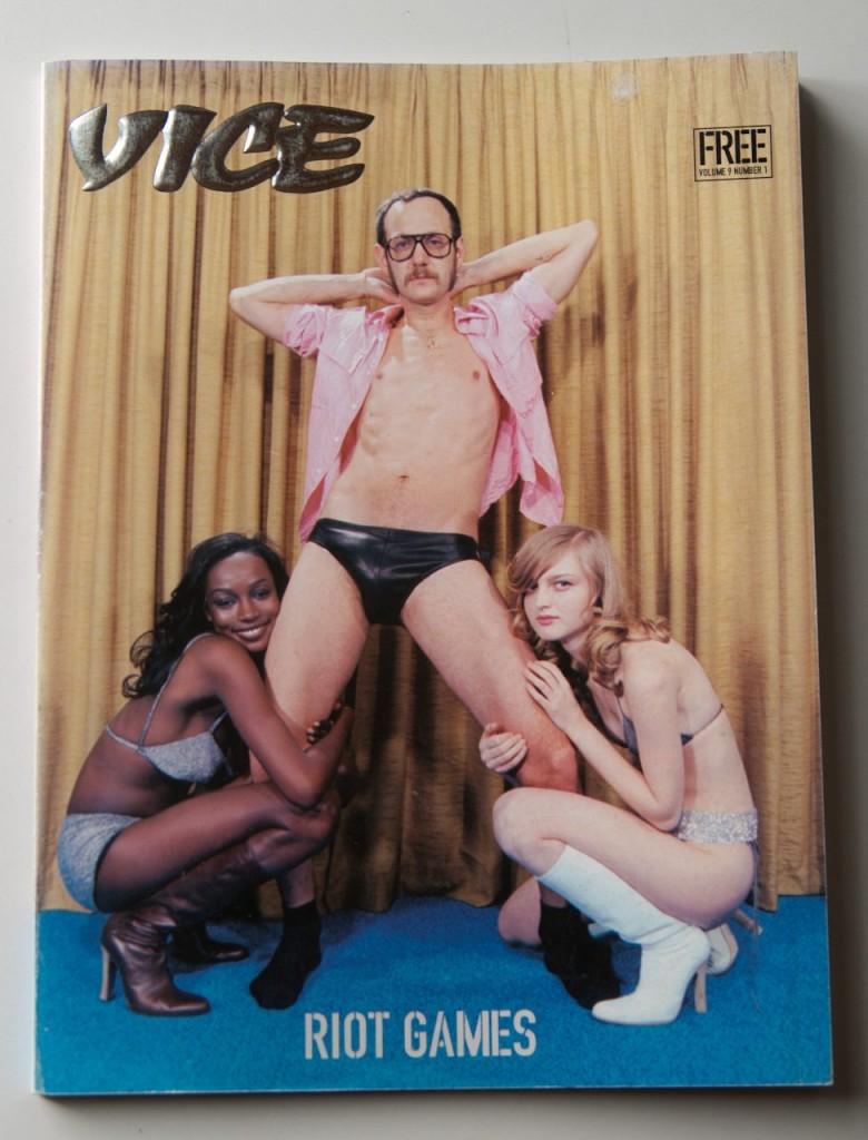 Terry Richardson Naked 001