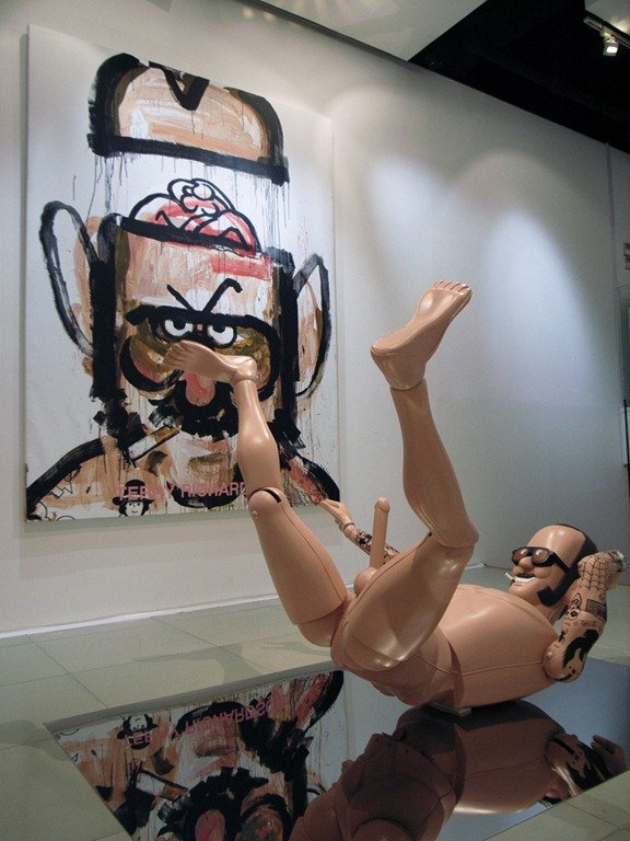 Terry Richardson Naked 005