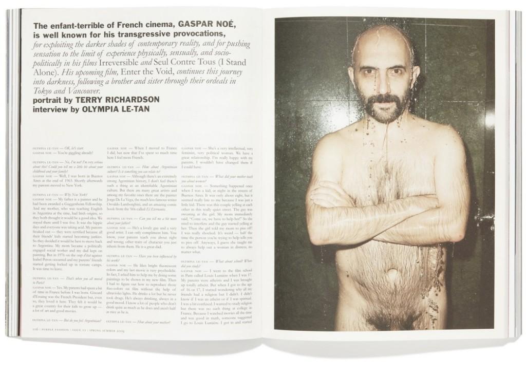 Terry Richardson Naked 020