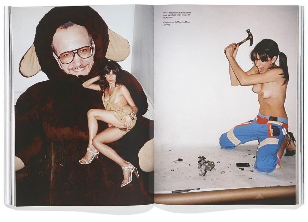 Terry Richardson Naked 034