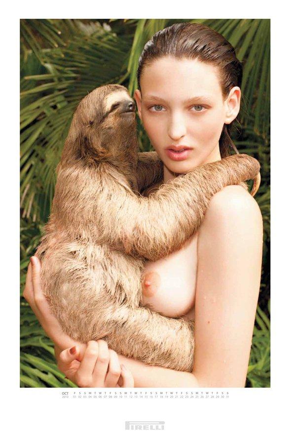 Terry Richardson Naked 036
