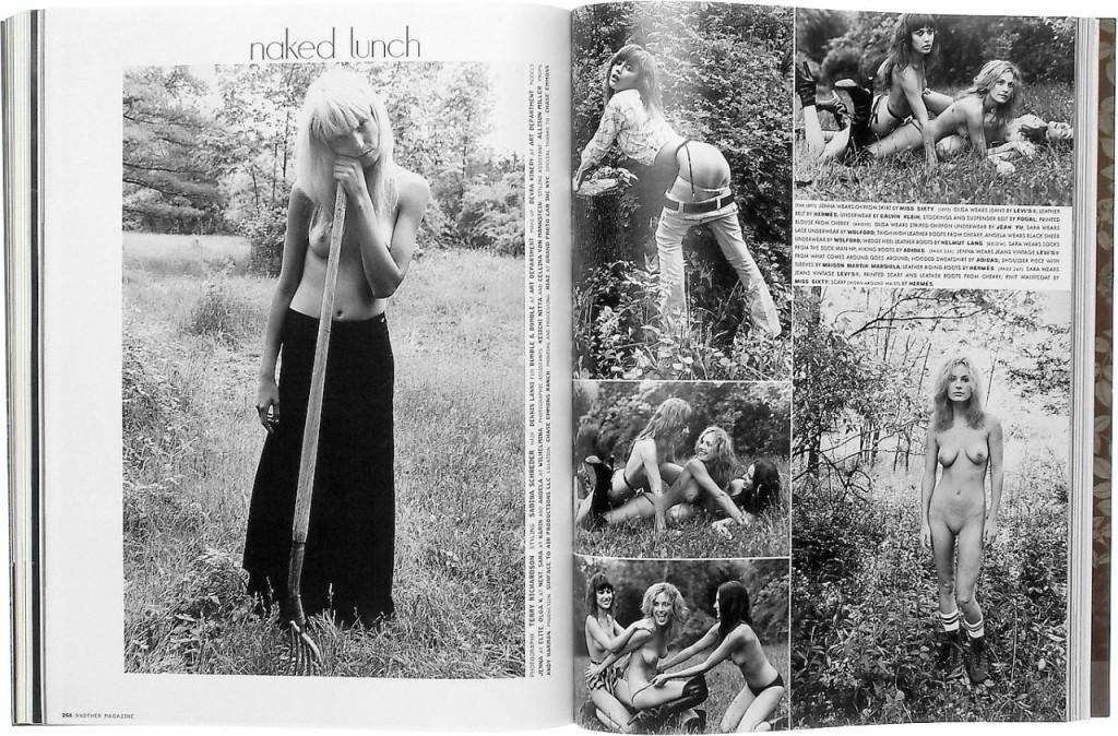 Another Magazine 5 FW 2003