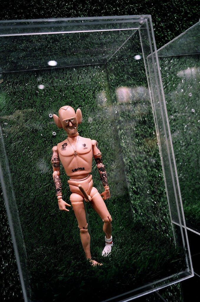 Terry Richardson Naked 062
