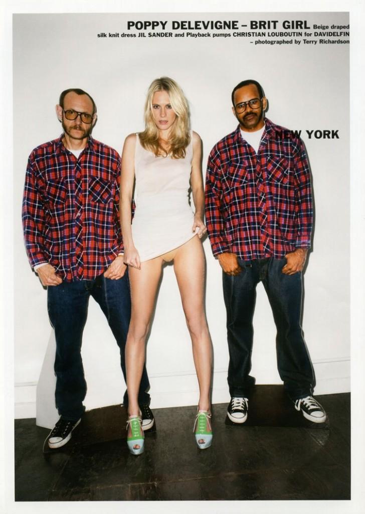 Terry Richardson Naked 075