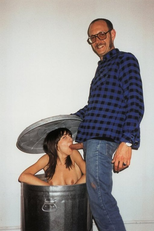 Terry Richardson Naked 094