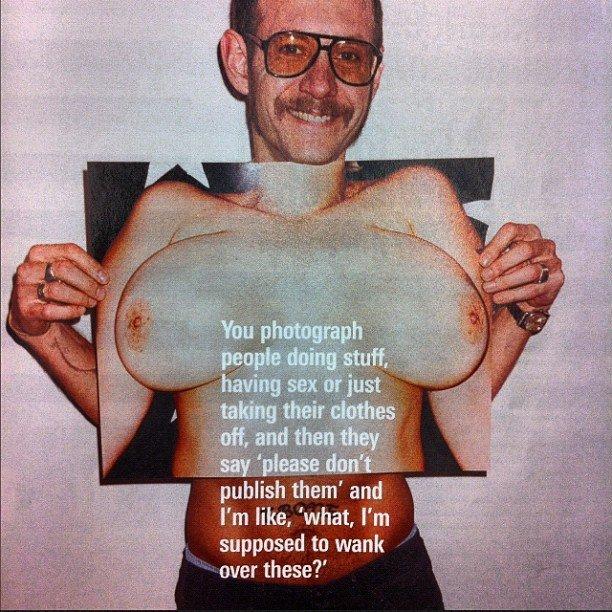 Terry Richardson Naked 166