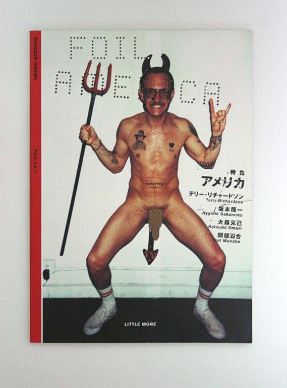 Terry Richardson Naked 180