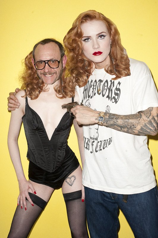 Terry Richardson Naked 352