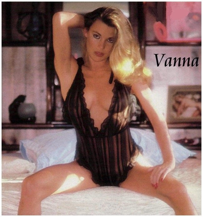 Vanna white hot and sexy