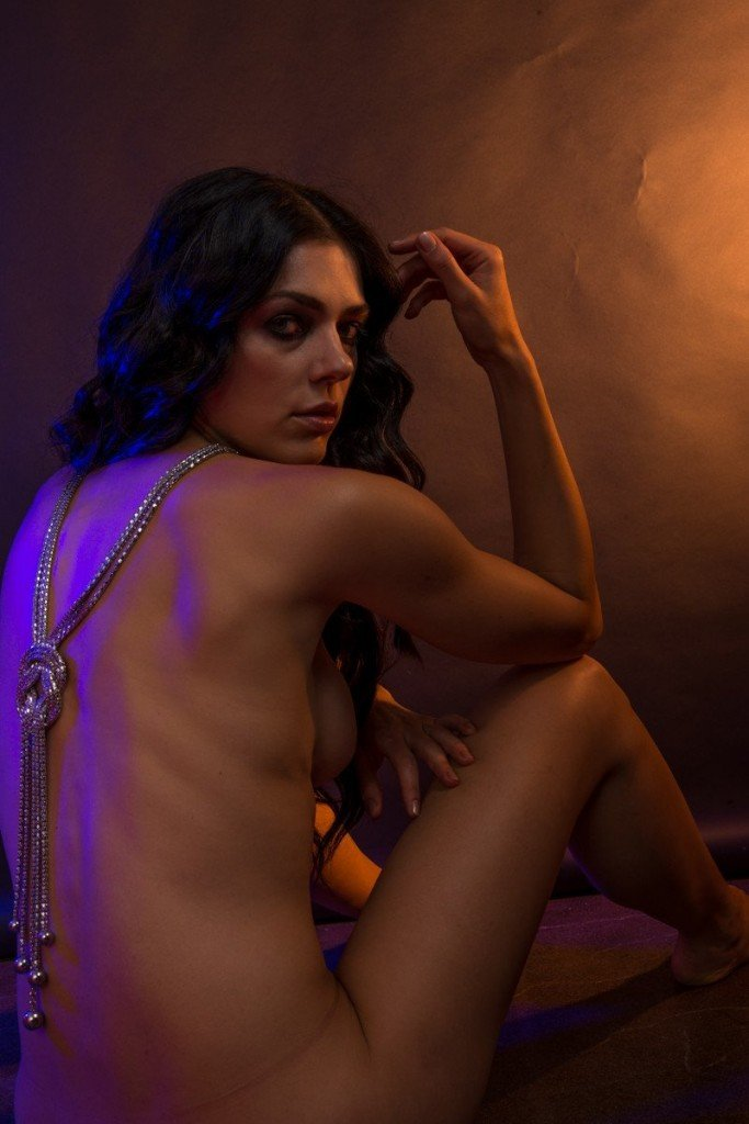 Free adrianne curry surreal life nude