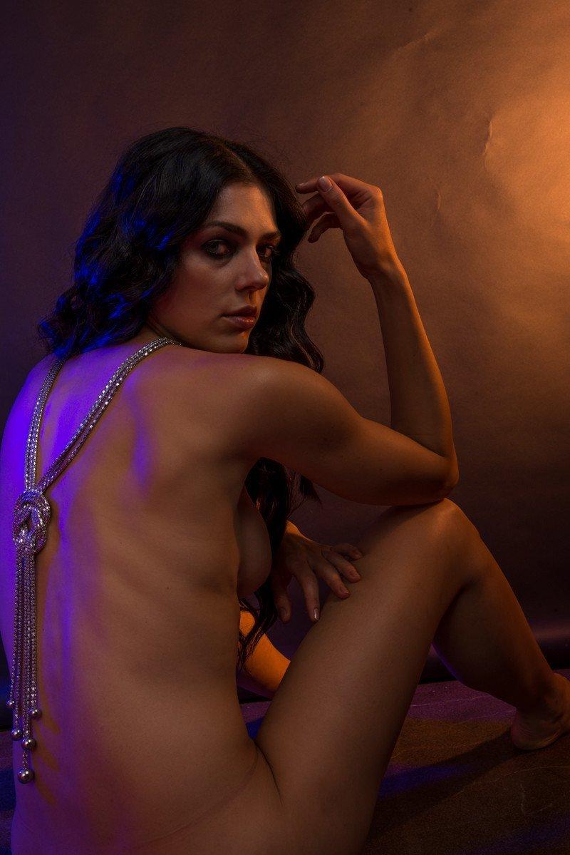 Adrianne curry nude big boobs leaked selfie