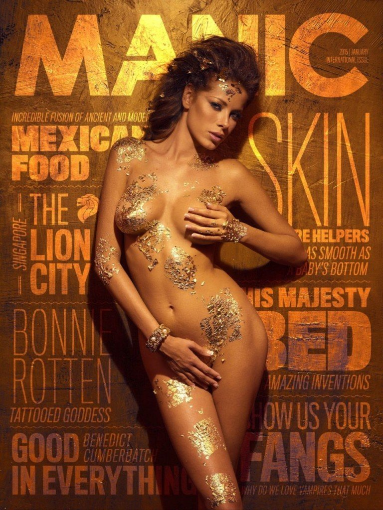 Aida Yespica Naked 001