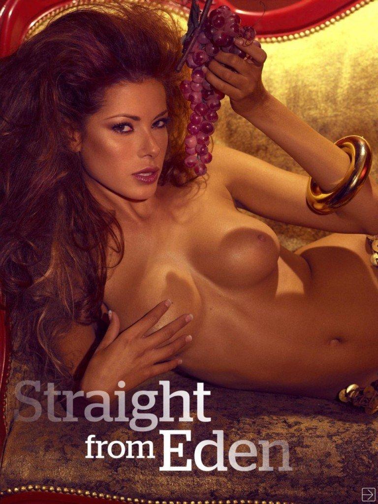Aida Yespica Naked 002
